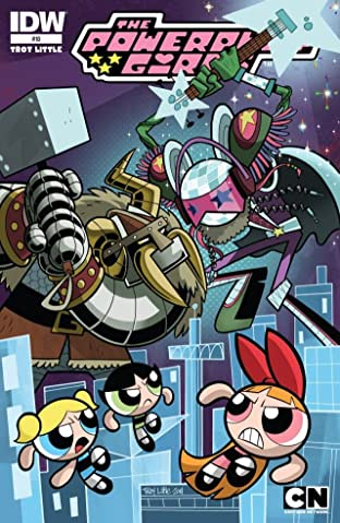 Powerpuff Girls #10