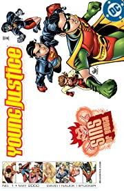 Young Justice: Sins of Youth No.1 (sur 2)