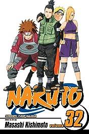 Naruto Vol. 32