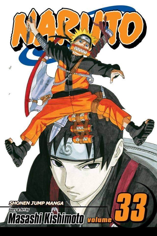 Naruto Vol. 33