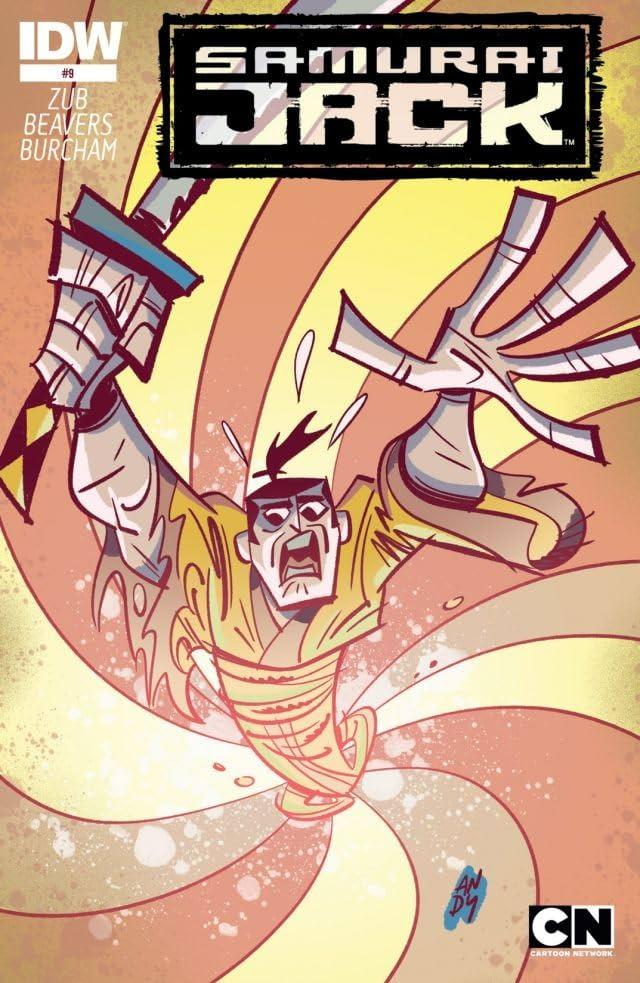 Samurai Jack #9