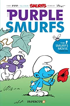The Smurfs Tome 1: The Purple Smurf