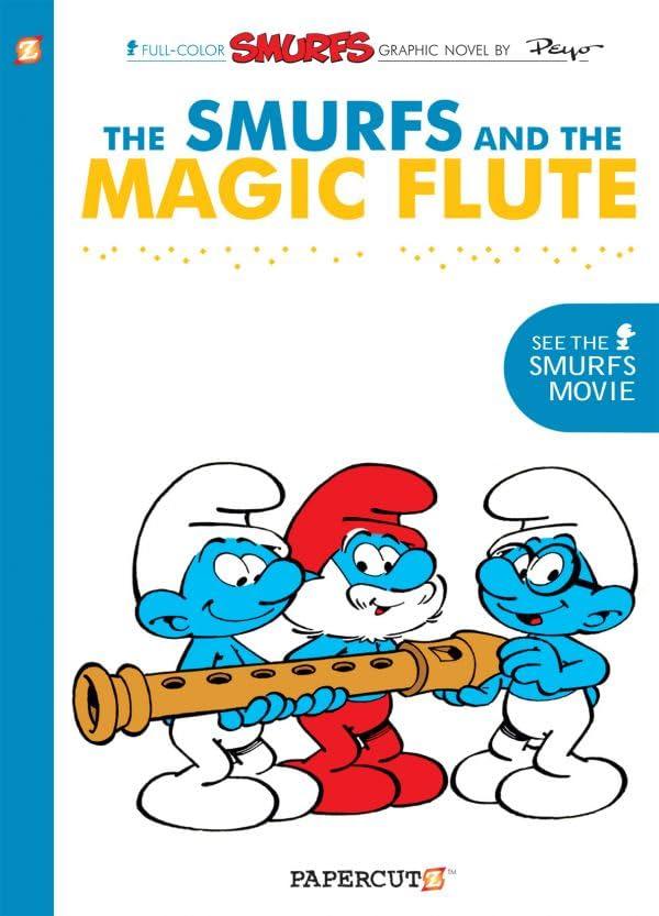 The Smurfs Vol. 2: The Magic Flute