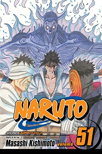 Naruto Vol. 51