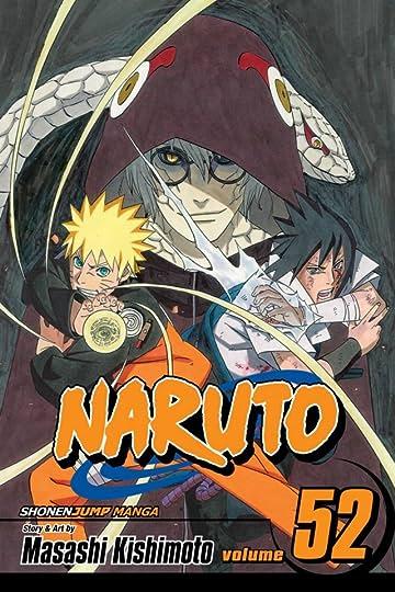 Naruto Vol. 52