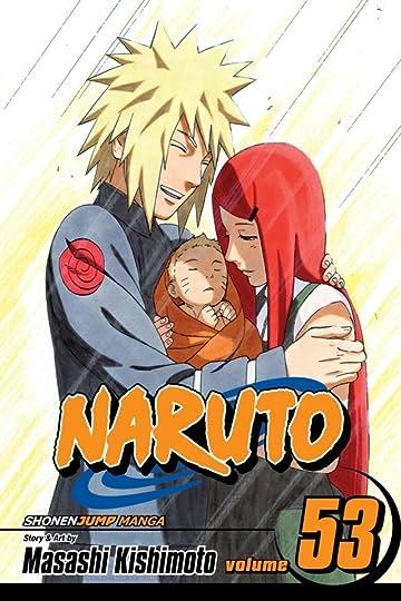 Naruto Vol. 53