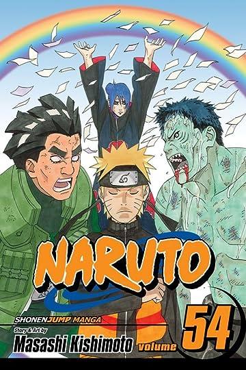 Naruto Vol. 54