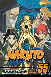 Naruto Vol. 55