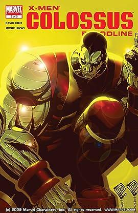 X-Men: Colossus Bloodline #3 (of 5)