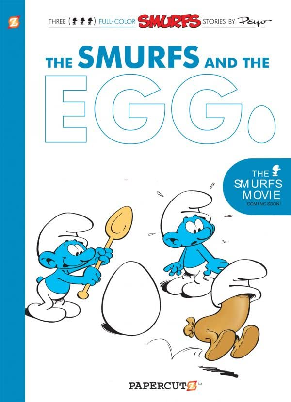 The Smurfs Vol. 5: The Smurfs and the Egg