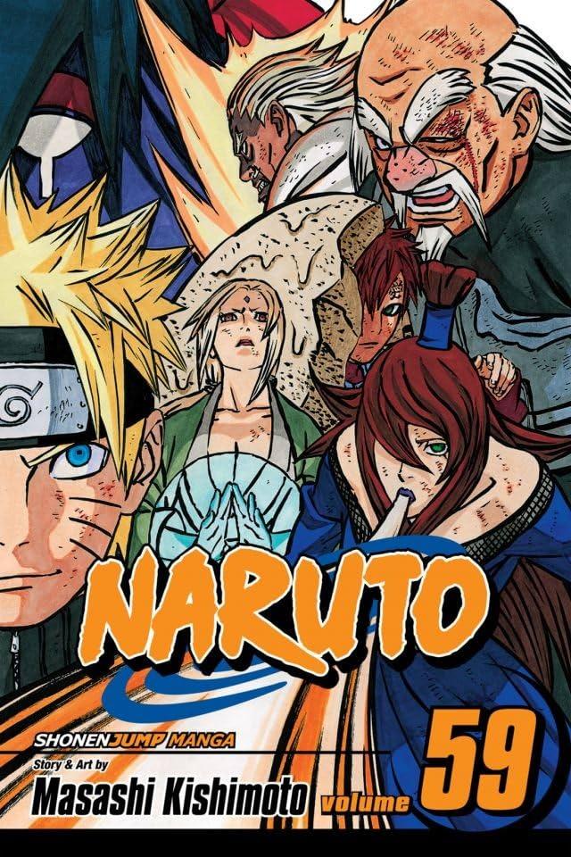 Naruto Vol. 59
