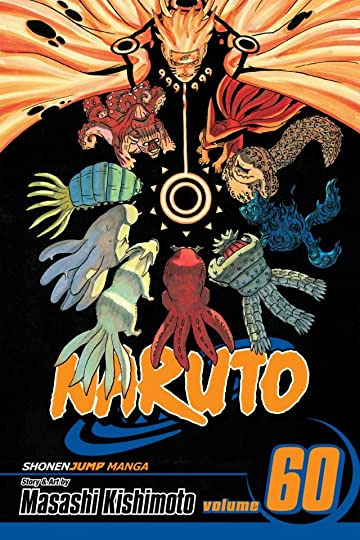 Naruto Vol. 60