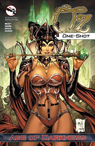 Grimm Fairy Tales: Oz: Age of Darkness #1 (of 1)