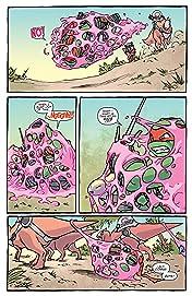 Teenage Mutant Ninja Turtles: Turtles in Time #1 (of 4)