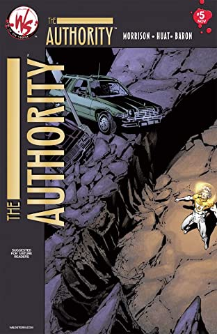 The Authority (2003-2004) #5