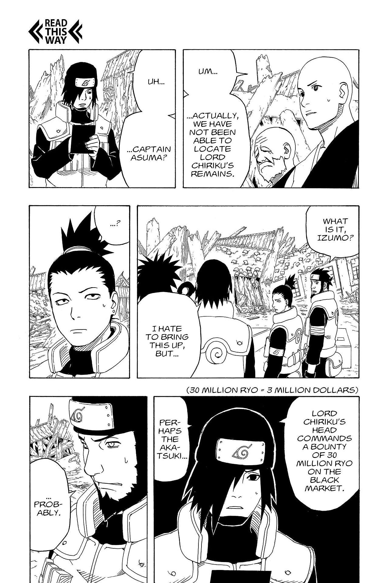 Naruto Vol. 36