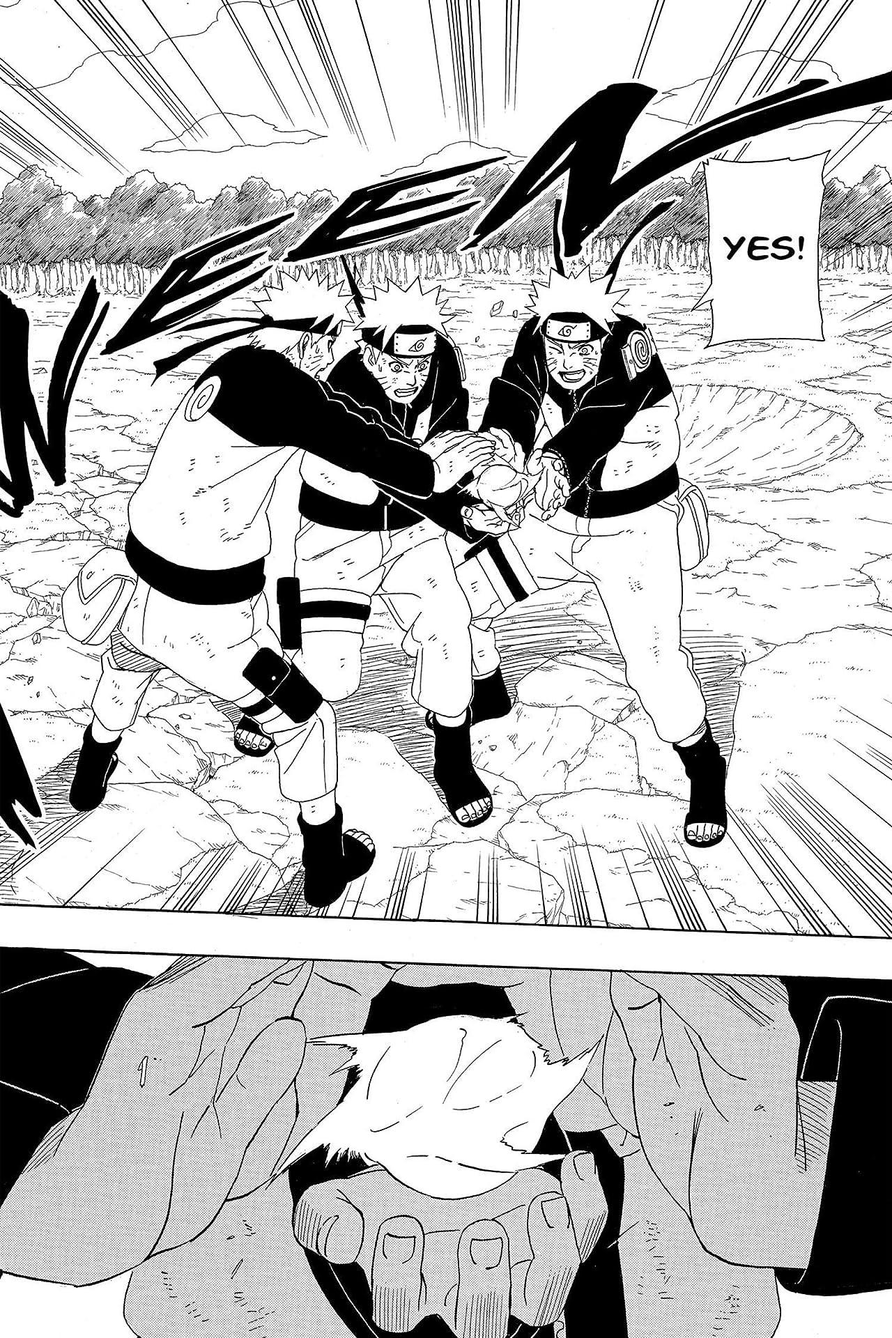 Naruto Vol. 37