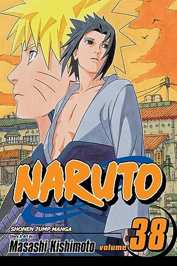 Naruto Vol. 38