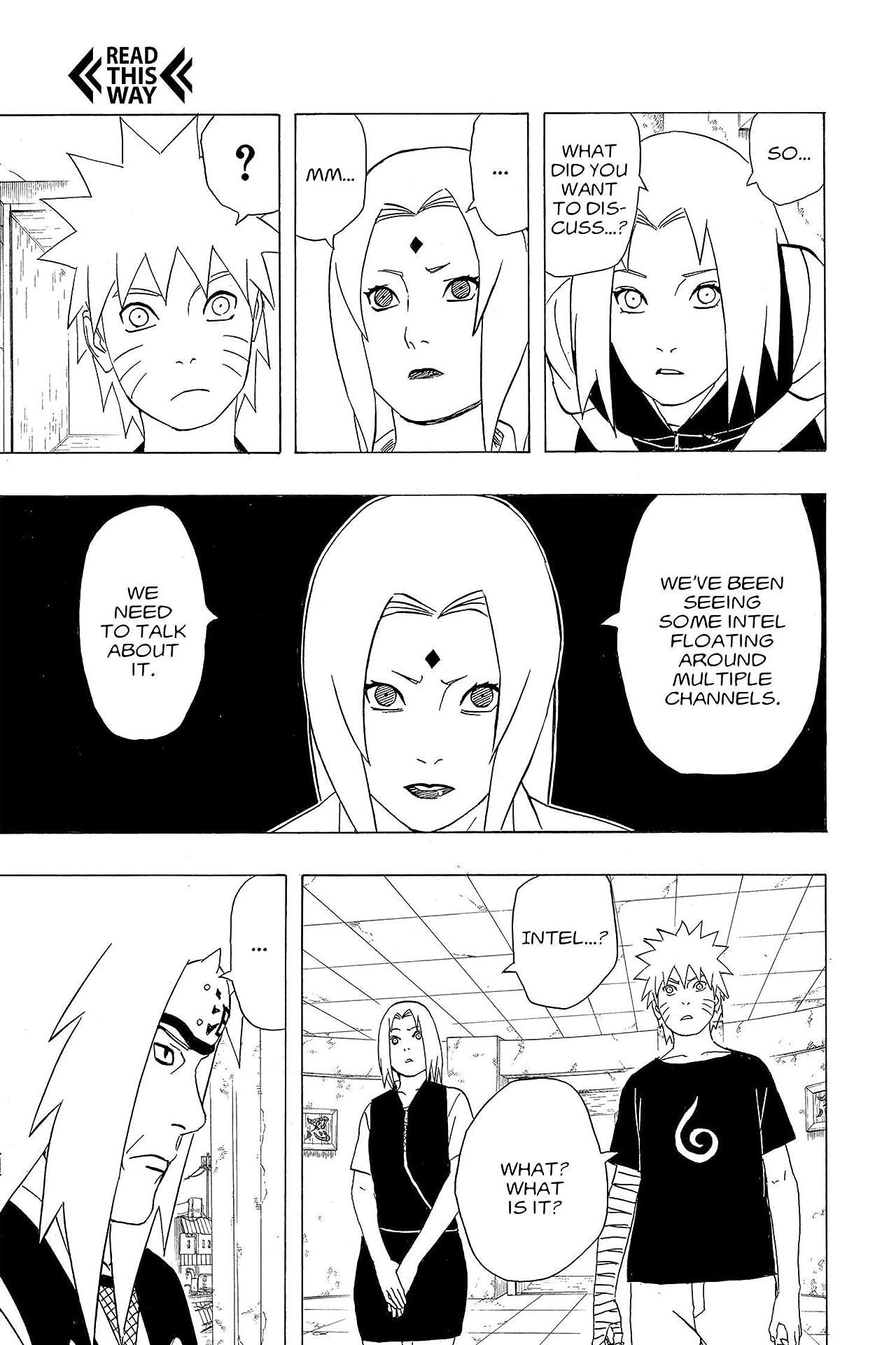 Naruto Vol. 39