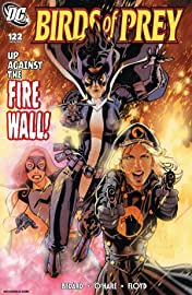 Birds of Prey (1999-2009) #122
