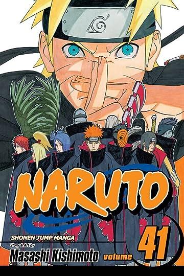Naruto Vol. 41