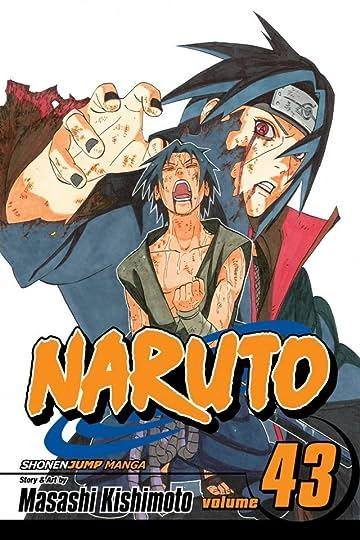 Naruto Vol. 43