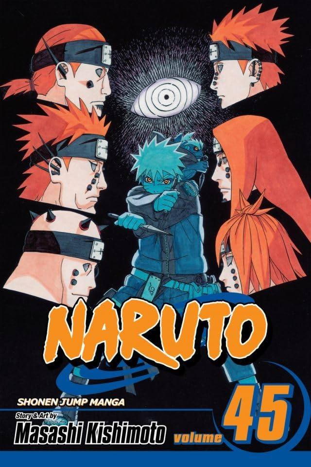 Naruto Vol. 45