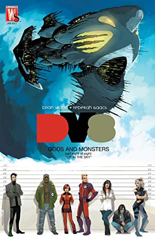 Dv8: Gods and Monsters #8 (of 8)
