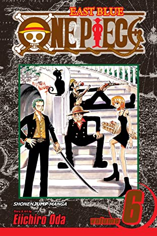 One Piece COMIC_VOLUME_ABBREVIATION 6