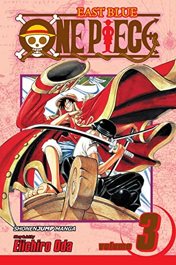 One Piece Tome 3