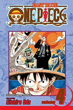 One Piece Tome 4