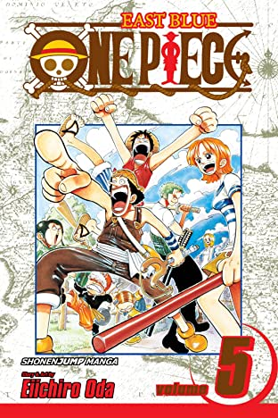 One Piece COMIC_VOLUME_ABBREVIATION 5