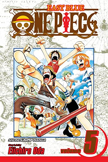 One Piece Vol. 5