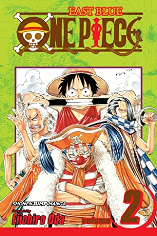 One Piece COMIC_VOLUME_ABBREVIATION 2
