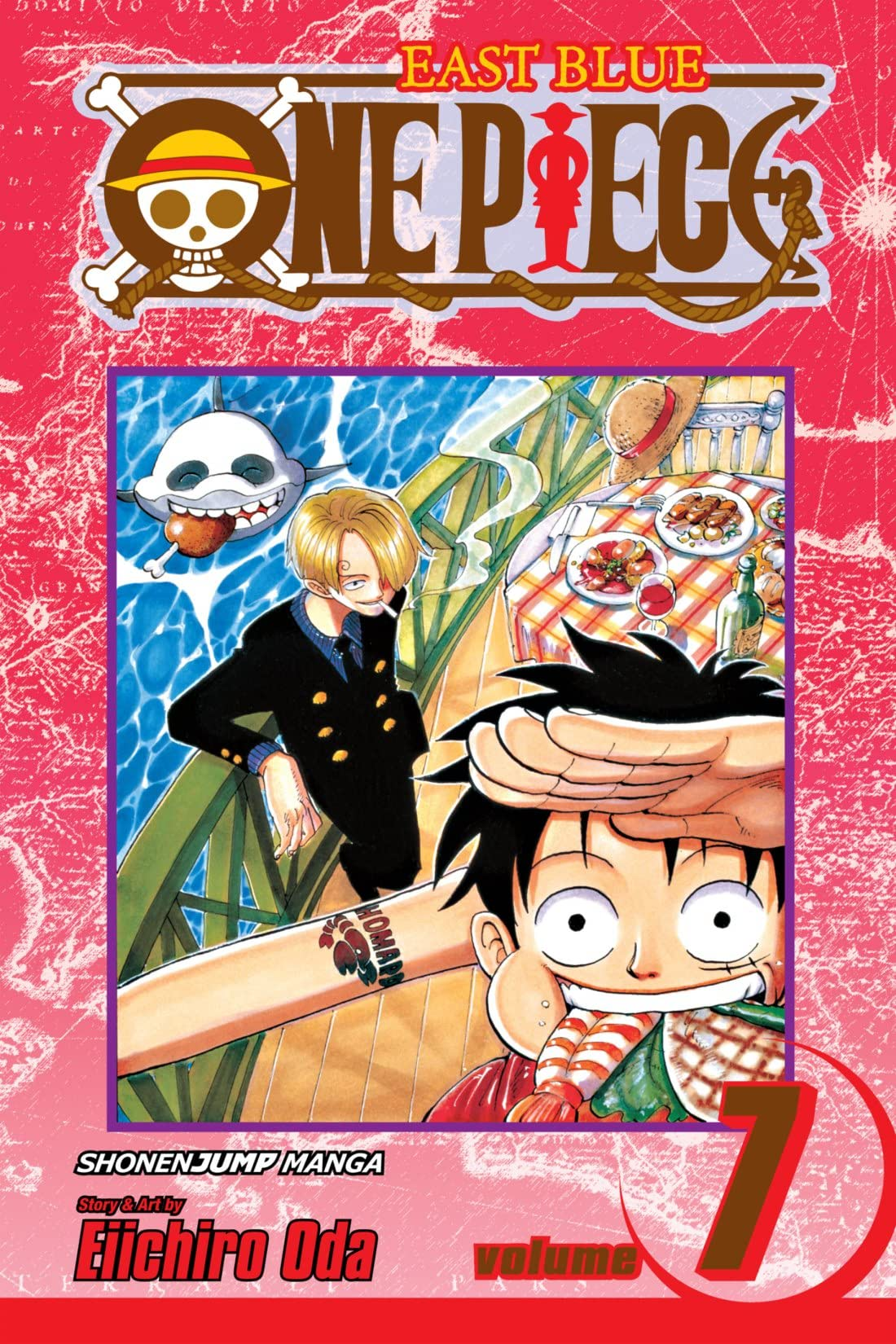 One Piece Vol. 7