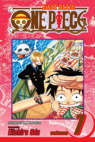 One Piece COMIC_VOLUME_ABBREVIATION 7