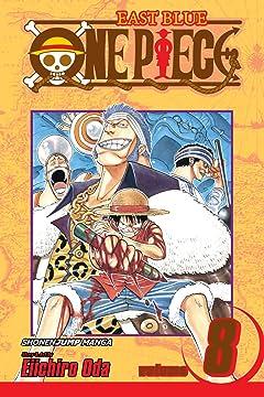 One Piece Vol. 8