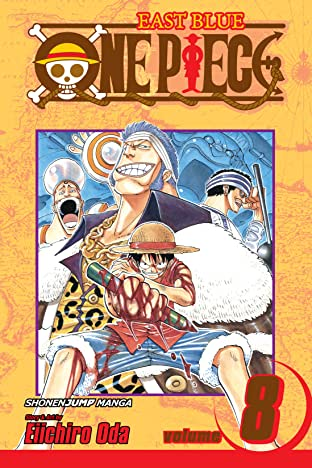One Piece COMIC_VOLUME_ABBREVIATION 8
