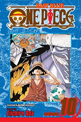 One Piece Vol. 10