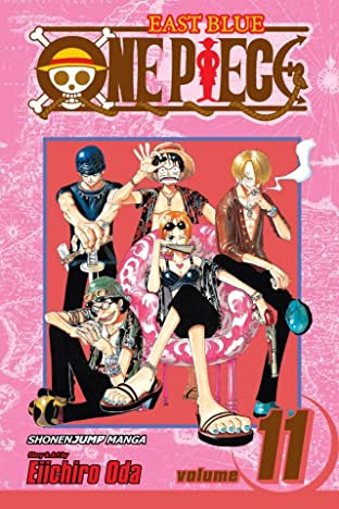 One Piece COMIC_VOLUME_ABBREVIATION 11