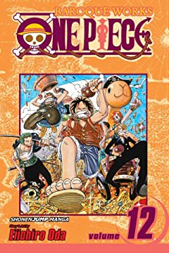 One Piece Vol. 12