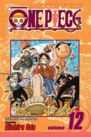 One Piece COMIC_VOLUME_ABBREVIATION 12
