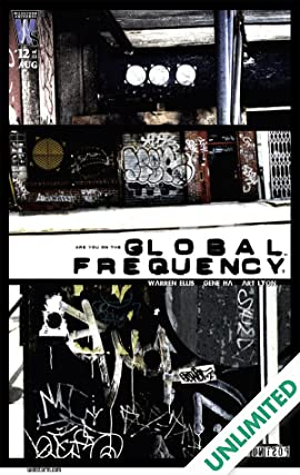 Global Frequency #12 (of 12)