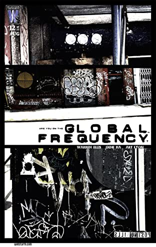 Global Frequency No.12 (sur 12)