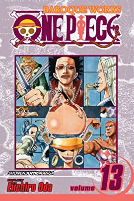 One Piece Vol. 13