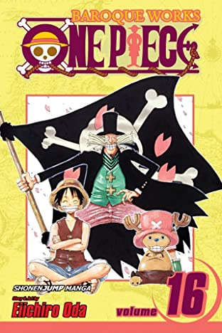 One Piece COMIC_VOLUME_ABBREVIATION 16