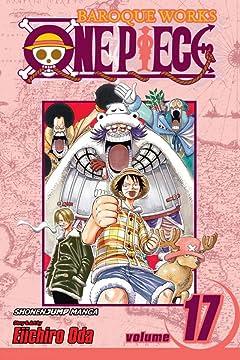 One Piece Vol. 17