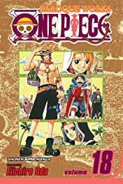 One Piece Tome 18