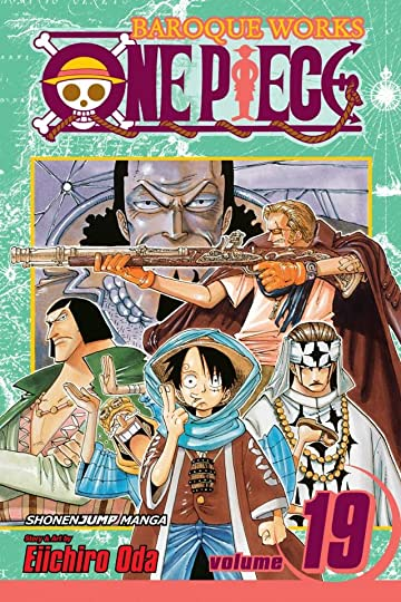 One Piece Vol. 19