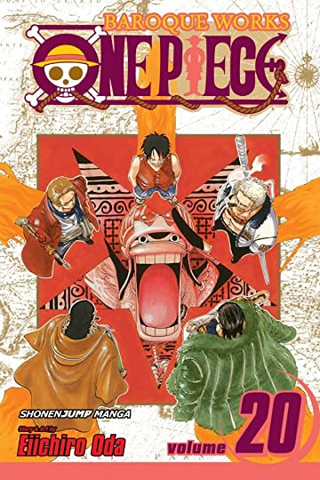 One Piece Vol. 20